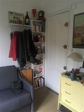 Studio cosy Père Lachaise