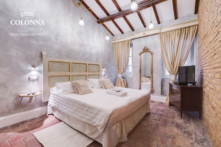 Colonna Suite Luxury - Spanish Steps Suite & Spa