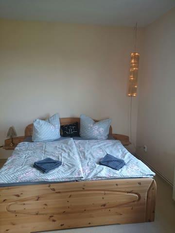 Doppelbett 1,80 breit