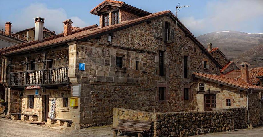 Hospedería Ntra Señora del Carmen - San Sebastián de Garabandal - Bed & Breakfast