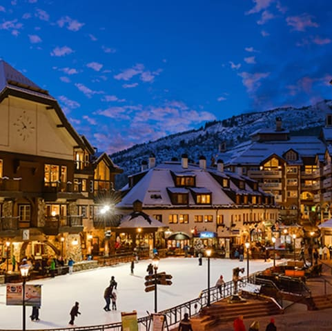 Winter Getaway in the Rockies