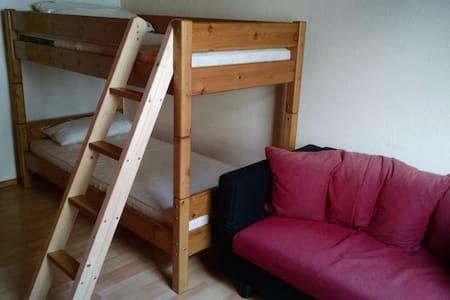 Ruhiges Zimmer im Zentrum - Brühl - Lejlighedskompleks