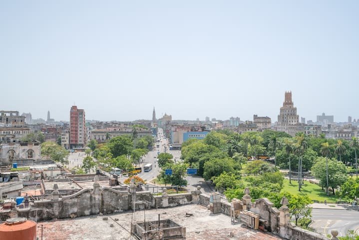 Apartamento Independiente Habana Mía Panorama