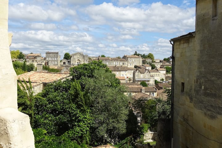 New: House in the heart of Saint-Émilion