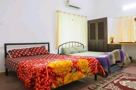 Villa Aurora (Quite Stay in Auroville)