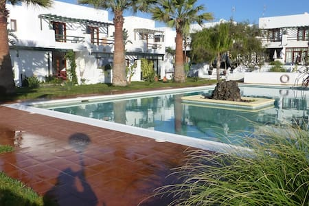Casa Neem, your oasis of peace. - Charco del Palo - Townhouse