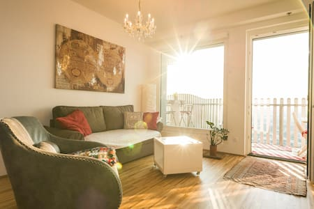 Sky View Apartment Vienna - 維也納