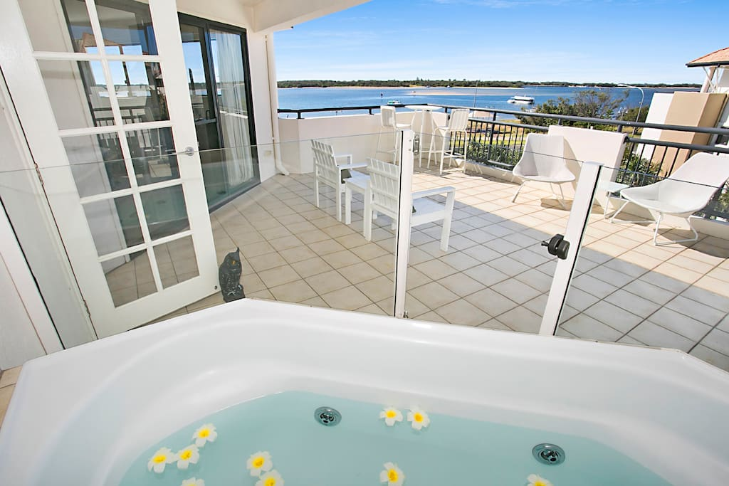 Spa on your Balcony