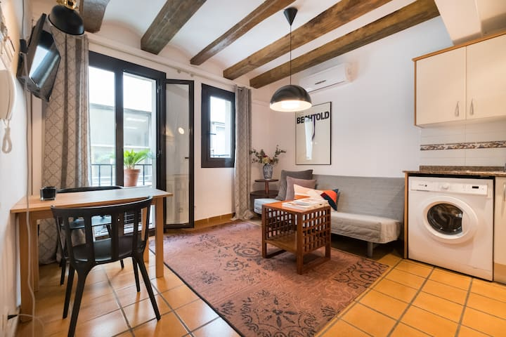 Cosy apt in the city centre, medieval town