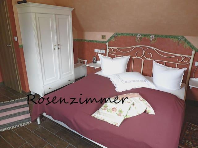 casa vicus nova - Rosenzimmer