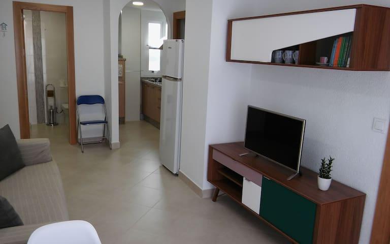 Apartamento Los FLamencos (VFT/AL/00014)