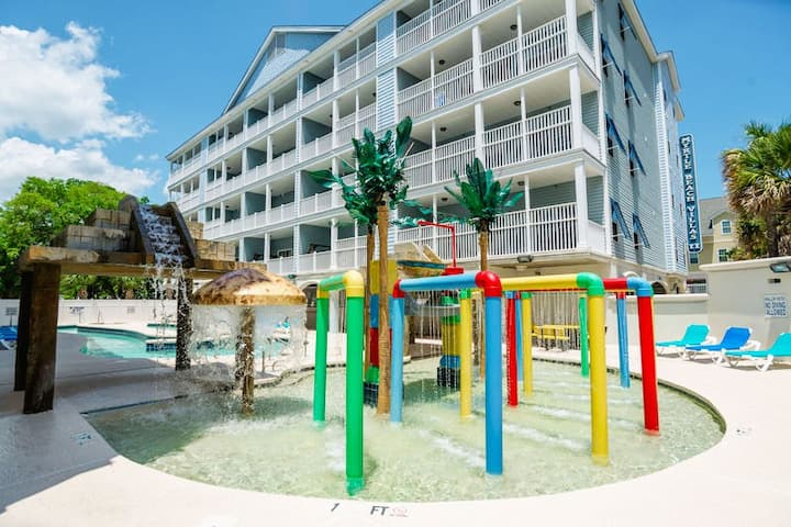 Myrtle Beach Villas 105A - 100% refund up to 48 hrs prior to arrival