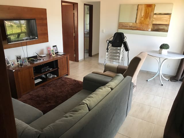 Quarto em Apartamento em Ouro Preto - Ouro Preto - Appartement