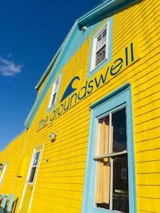 Groundswell - Yellow Submarine Room