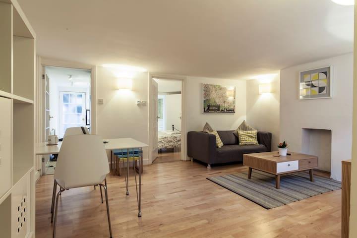 Pretty Garden Apartment in Camden - Londres - Departamento