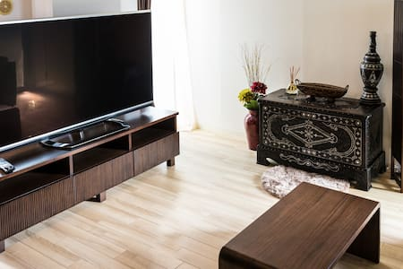 Cosy Family Apartment, 3 rooms, 1 min to station! - 世田谷区