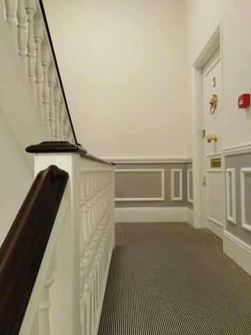 Comm Hallways