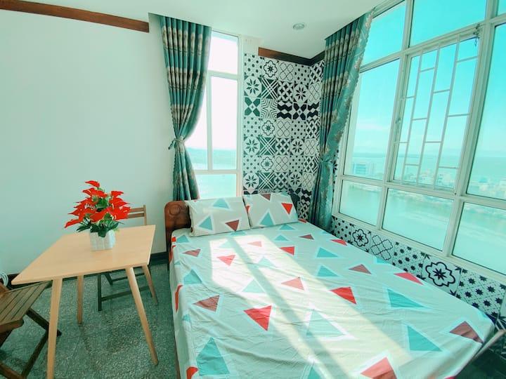 Home Sứa Biển Quy Nhơn (Phòng góc)