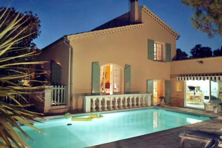 Pretty VILLA  with AIR COND. + POOL in PROVENCE - Orange