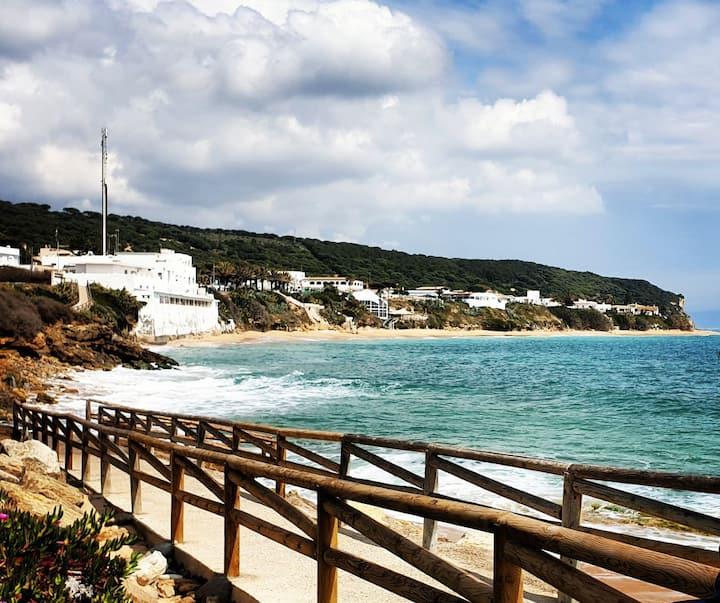 Aptmento Los Caños, a 3 minutos caminando de playa