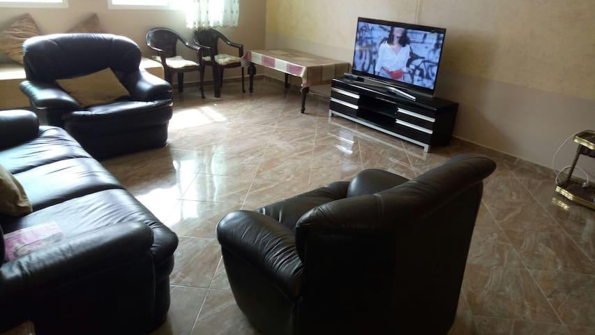 Appartement  meublé 90m2