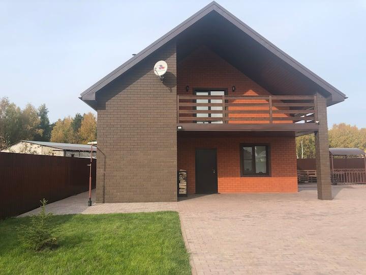 Загородный дом « Калинино»