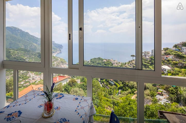 unbelievable sea view - Ravello - Apartmen