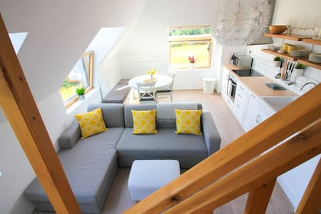 Luxury Apartment with Breathtaking Views - Wohnung