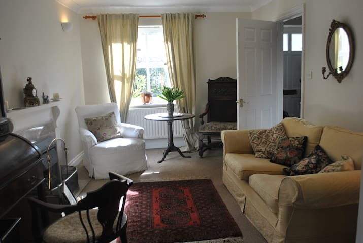 Charming 2 bedroomed mews house in central Wells - Wells - House