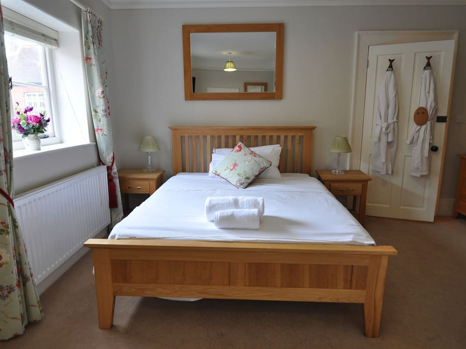 West Dean Bedroom