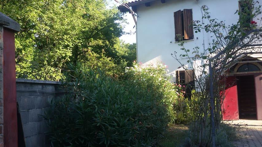 IL NOCCIOLINO : un casale a vostra disposizione - Ponzano Monferrato - บ้าน