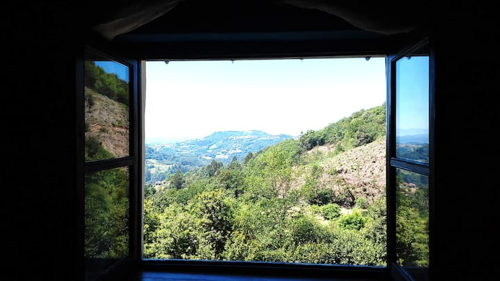 'Casina Giranes' - between mountains and sea
