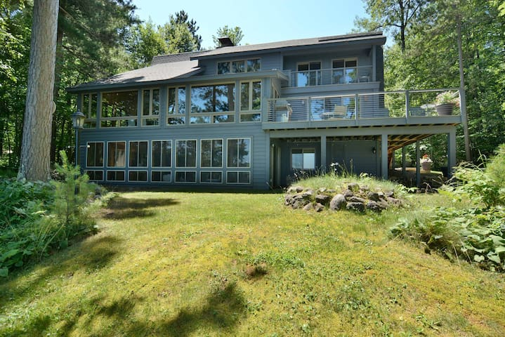 Truly refined lake home with over 4,200 square feet on Lake Owen