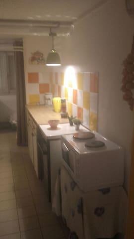 Petit appartement meublé dans villa - Roanne, FR - Huis