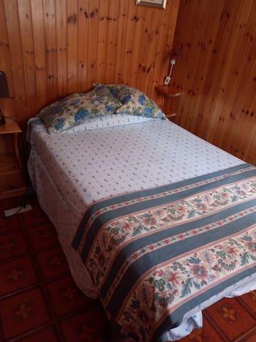 Camera con letto ad una piazza e mezzo