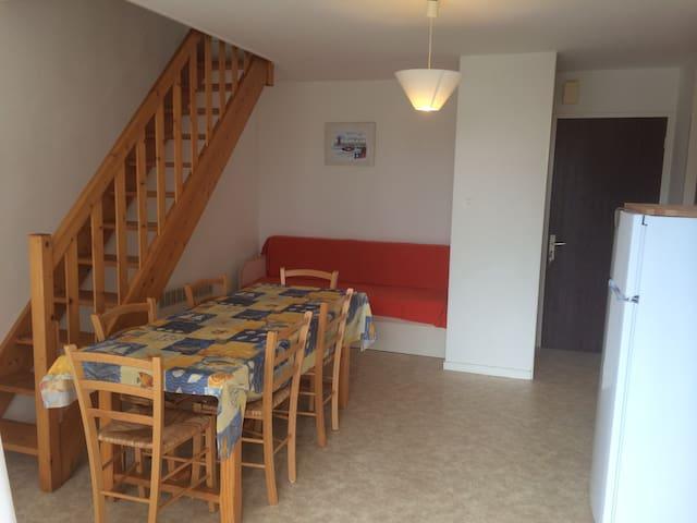 Appartement T4 Duplex 1 - Bretignolles-sur-Mer - Apartemen