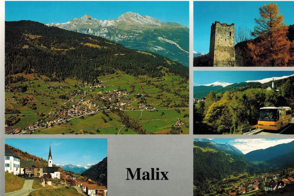 Dorf Malix