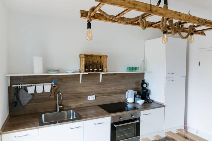 Modern, voll ausgestattetes Zimmer in Stadtmitte#5