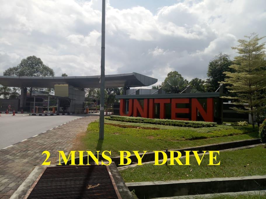 Univerity Tenaga National (UNITEN)