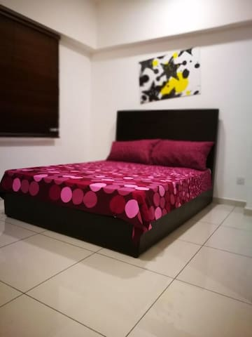 Cozy One Bedroom Service Apartment @ PJ hotspot - Petaling Jaya - Serviced apartment