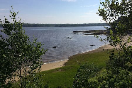 Share Our Private Peninsula & Beach on the coast! - Milbridge