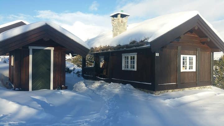 Kosy Cabin @ Rondane 40m2
