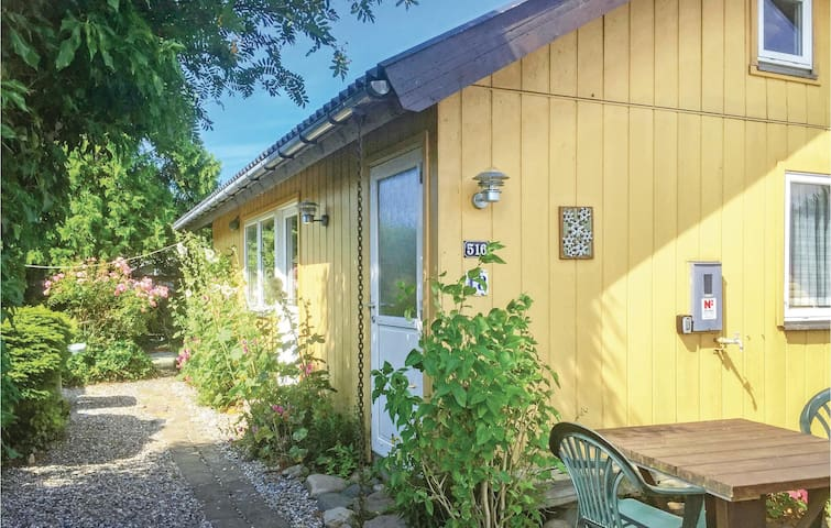 Holiday cottage with 1 bedroom on 45m² in Svendborg