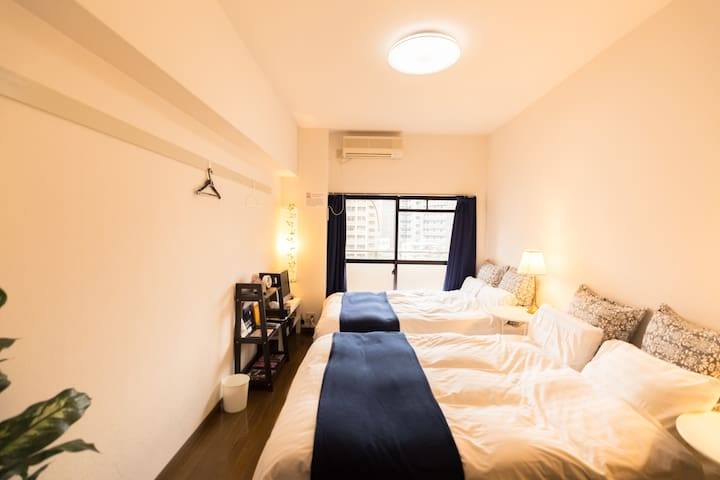 3minute from hakata station! &Free WiFi!