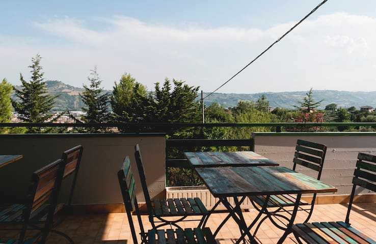 BED & BREAKFAST IL GIARDINO DI SAN GIACOMO - Monteprandone - ที่พักพร้อมอาหารเช้า