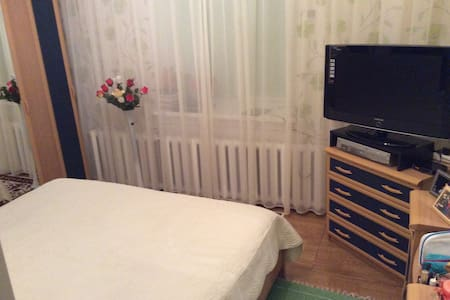 Cute apartments near border. Huge rooms - Narva - 公寓