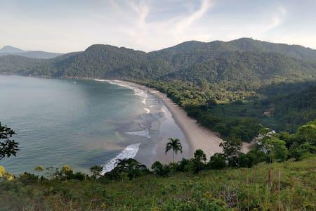Pousada e Camping Mãe D'água Praia do Sono Paraty!