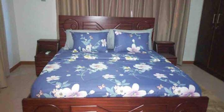 Lashibi Residence - Master Bedroom 5