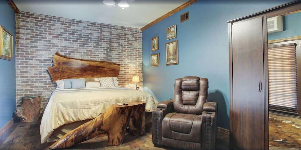 Man Cave Bedroom