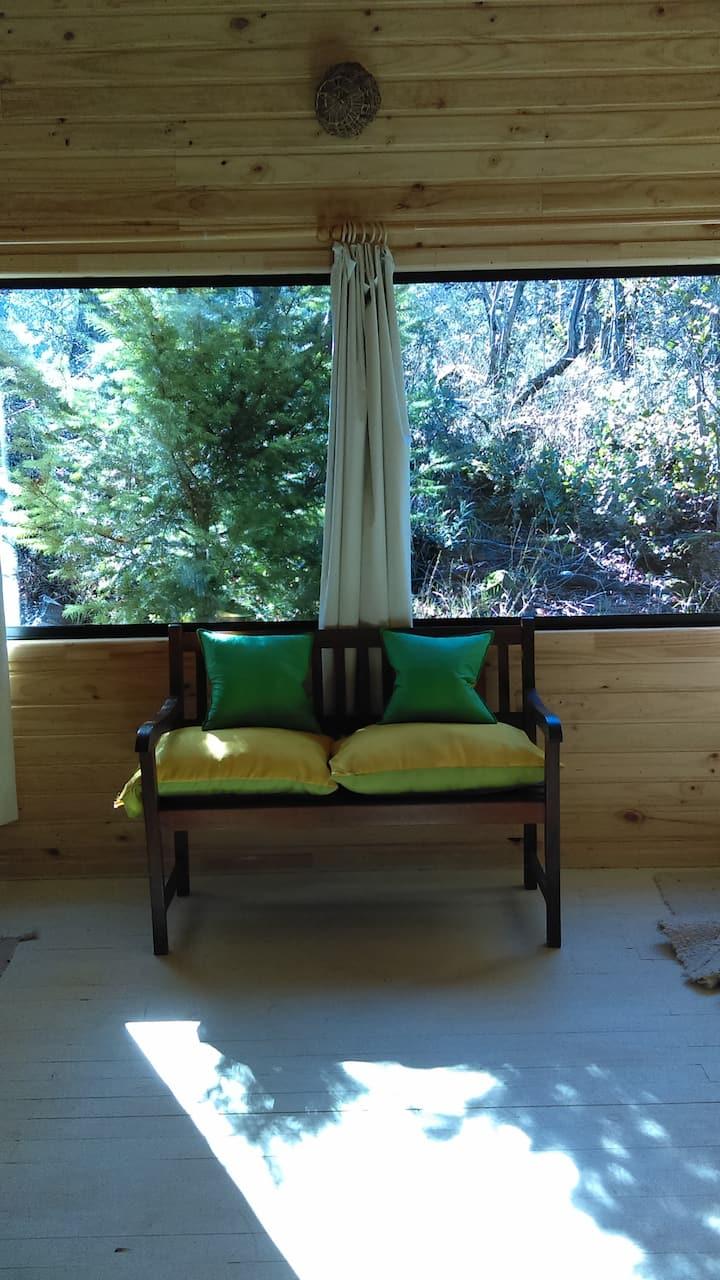 Cabaña Bosque Viejo, Termas de Chillan